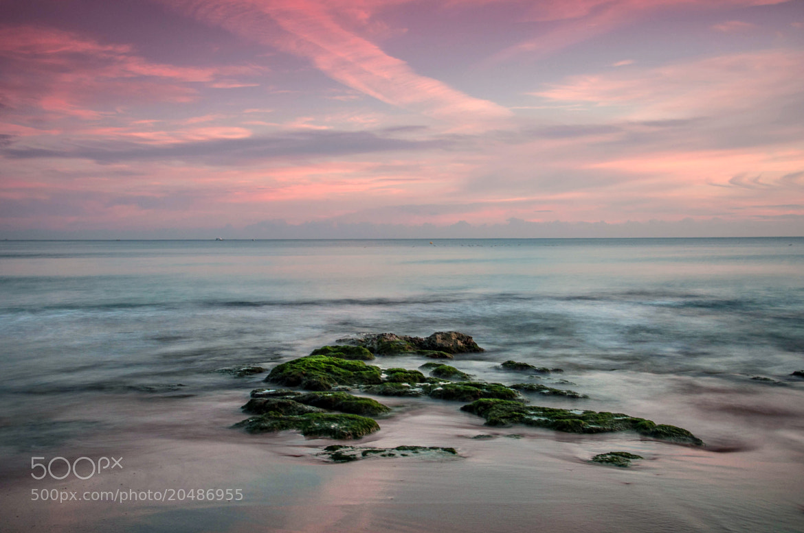 Photograph Playa y rocas by Christian Merk on 500px
