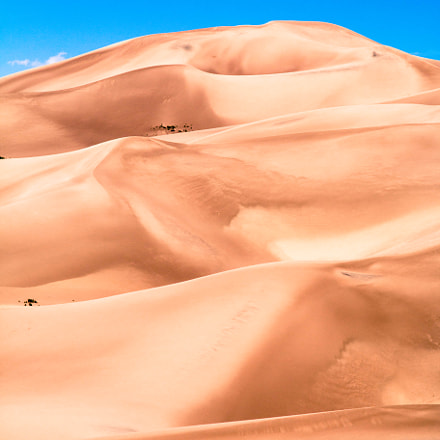 Dunes and Sky #2, Canon EOS 70D, Canon EF-S 17-85mm f/4-5.6 IS USM