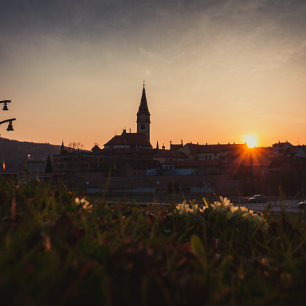 The holly sunset, Canon EOS 5D MARK II, Canon EF 24mm f/2.8 IS USM