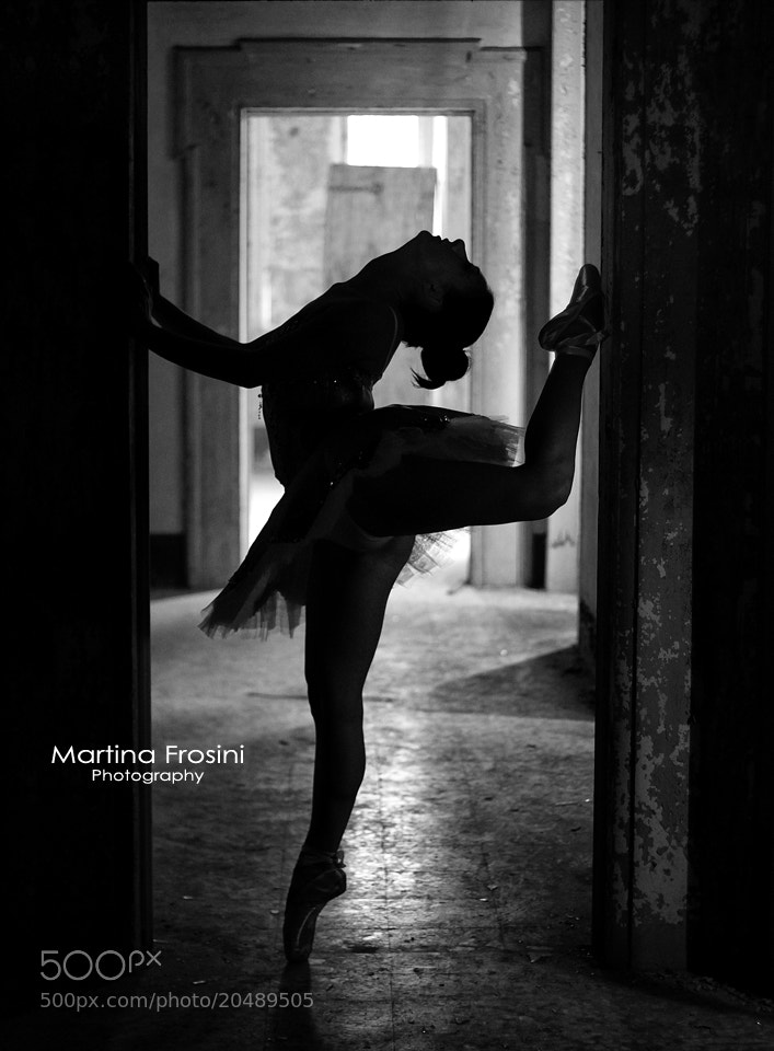 Photograph Chiara The Dancer by Martina Frosini on 500px