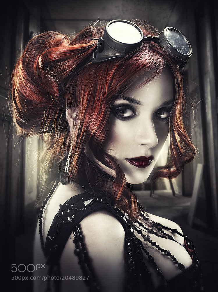 Photograph Steampunk by Rebeca  Saray on 500px