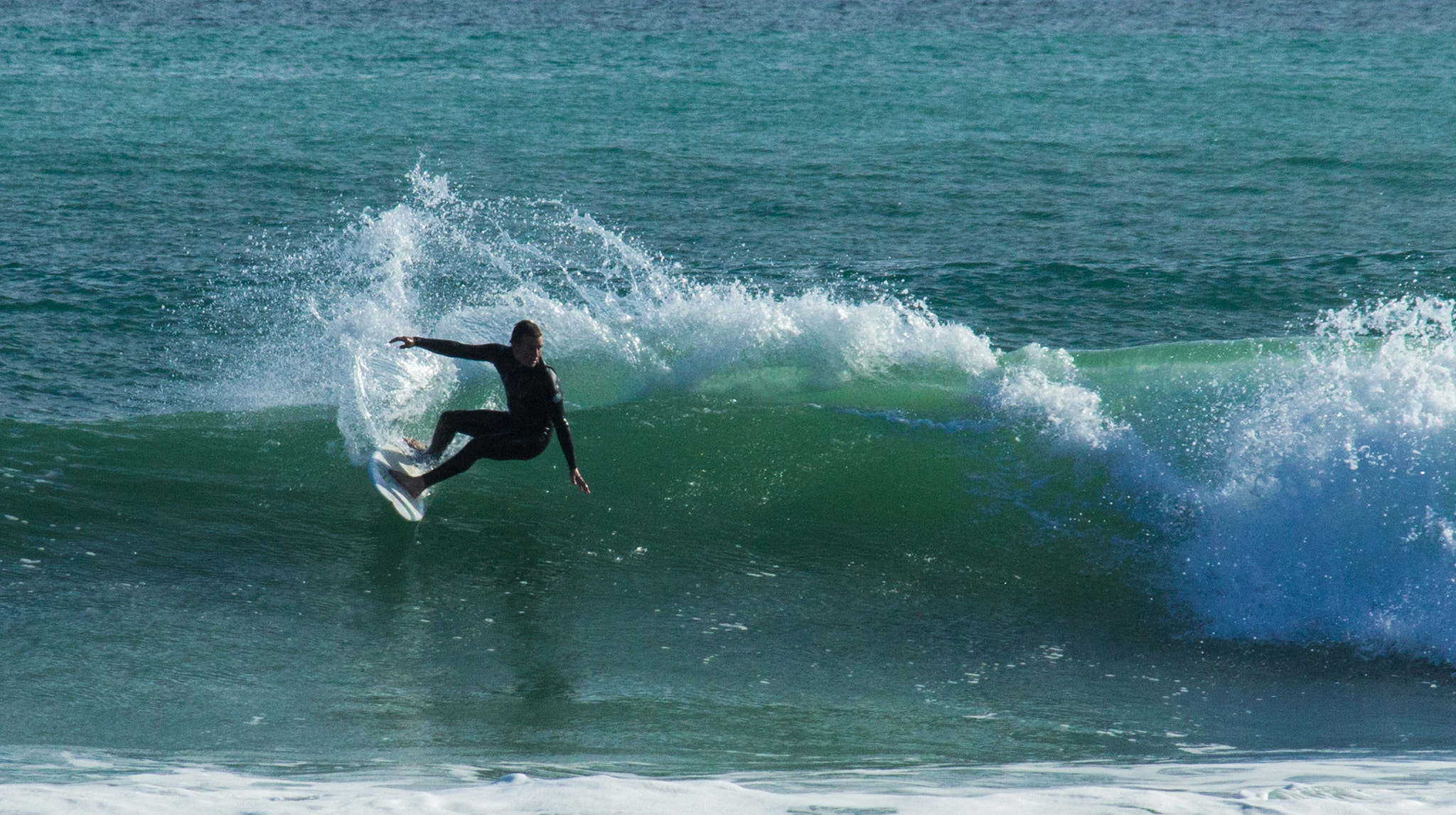 Photograph Surfing - Raglan New Zealand by Mike Reader on 500px