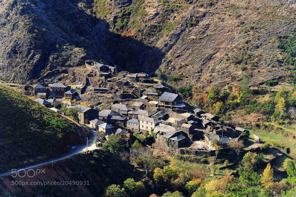 "Photograph ""Village of Pena"" by Miguel Silva on 500px"