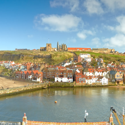 Whitby, Canon EOS 5D MARK III, Canon EF 17-40mm f/4L USM