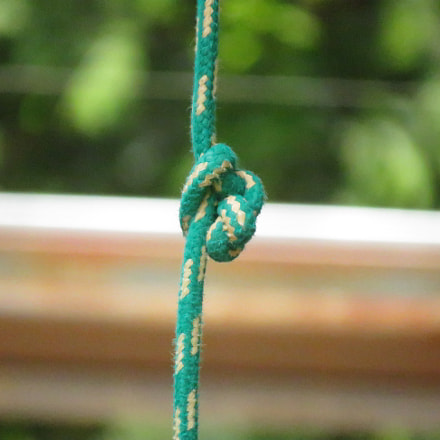 Rope knot, Canon POWERSHOT SX540 HS