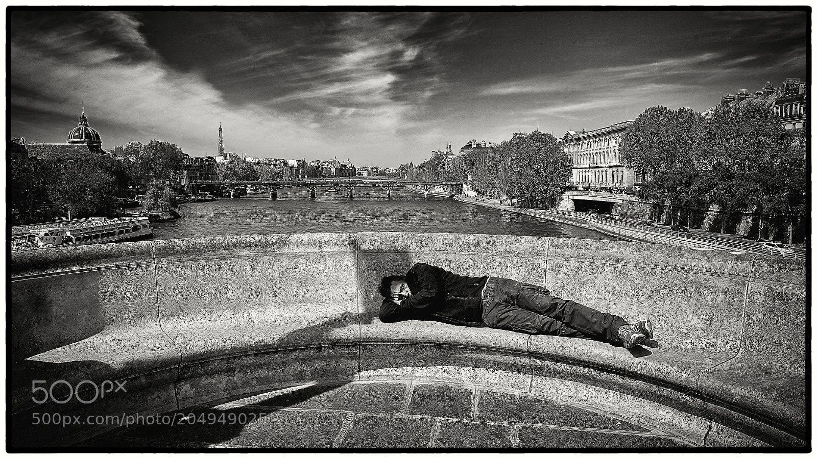 """Sony a7S sample photo. """"Dreaming of paris"""" photography"""