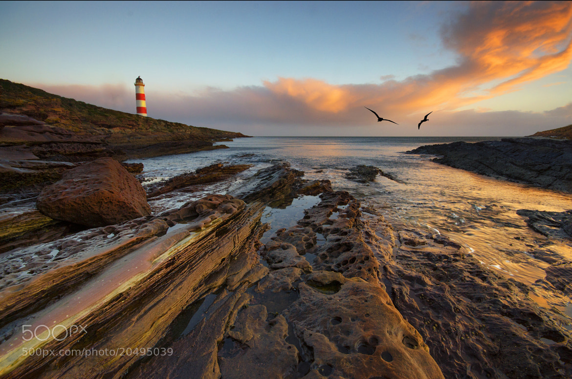 Photograph Tarbat Ness Lightouse Scottish Highlands by Michael  Carver on 500px