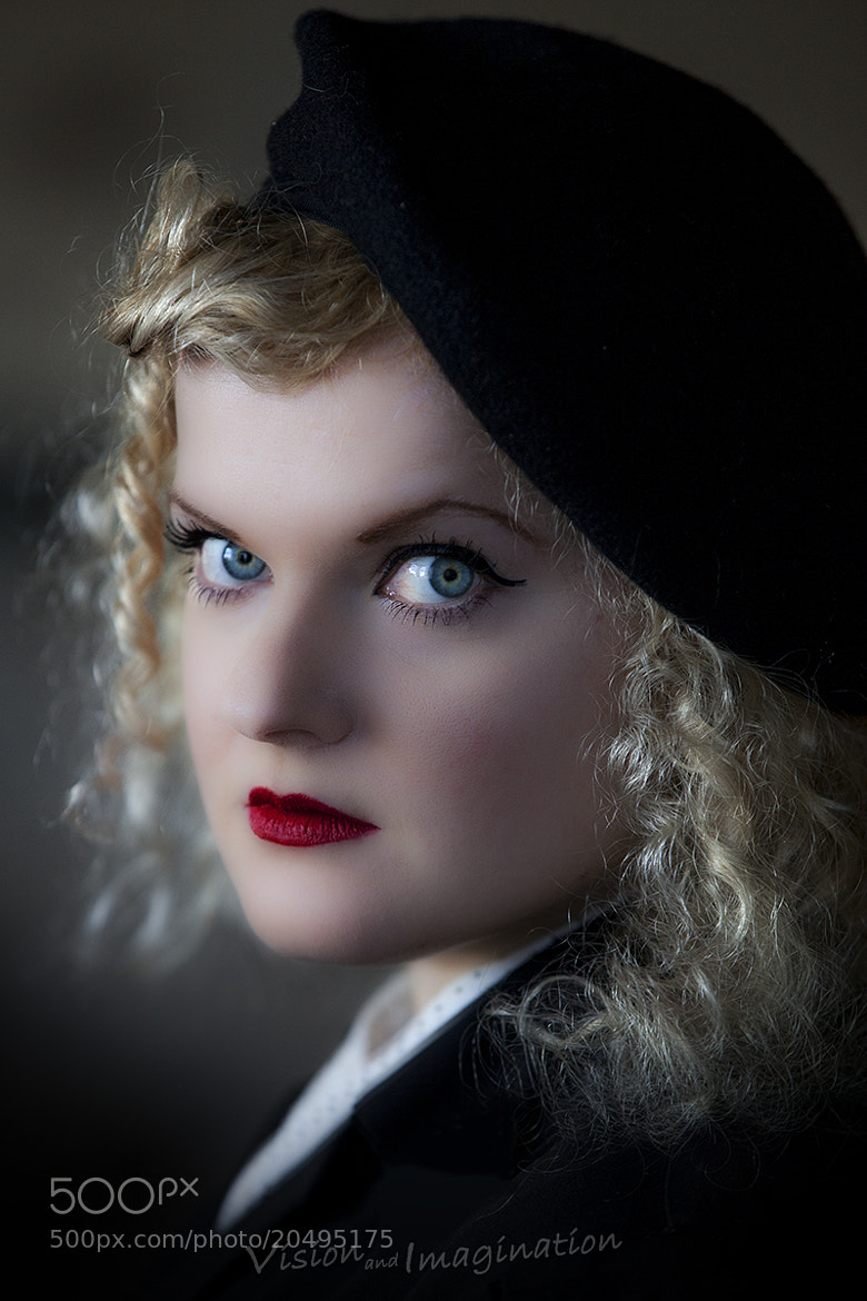 Photograph Mademoiselle by Garry Schlatter on 500px