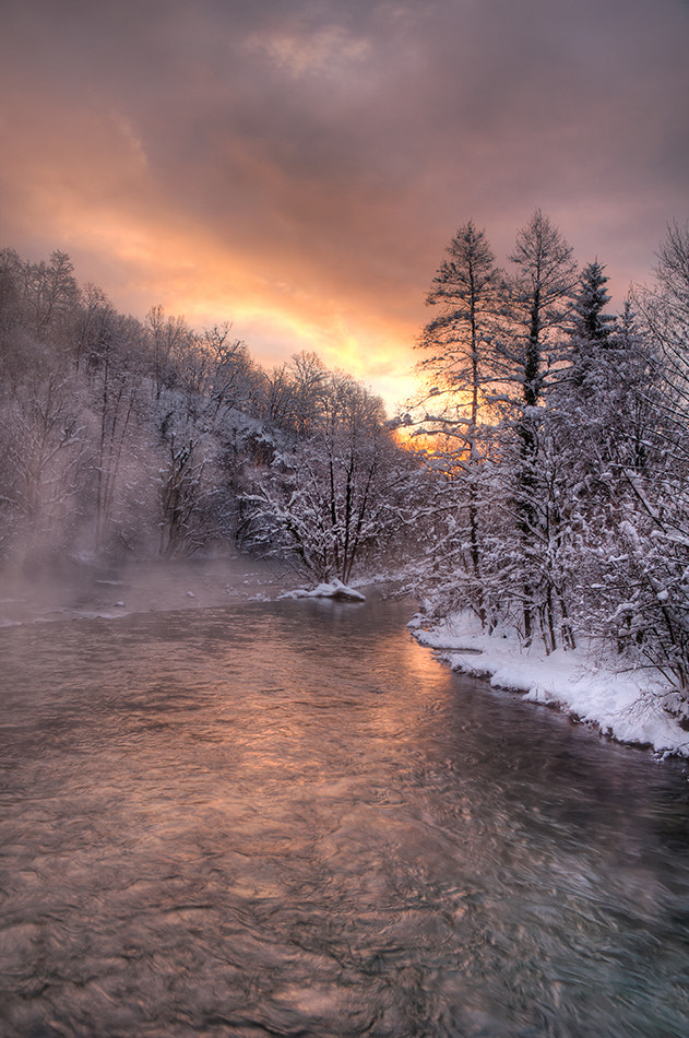 Photograph Sunrise by T. S. on 500px