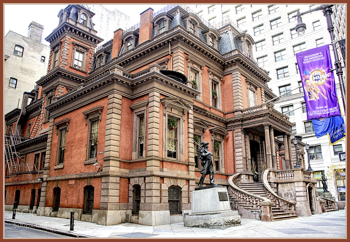 Photograph Union League ll by Sonny Hamauchi on 500px