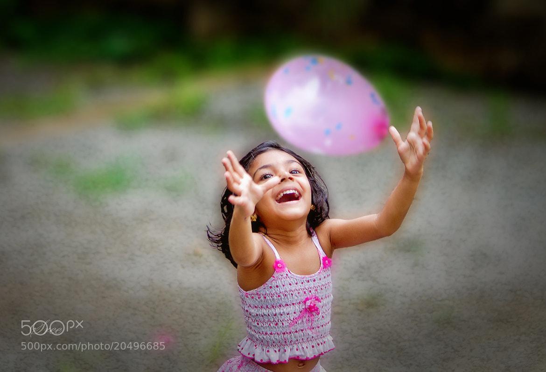 Photograph My Red Balloon  by Sreekumar Mahadevan Pillai on 500px