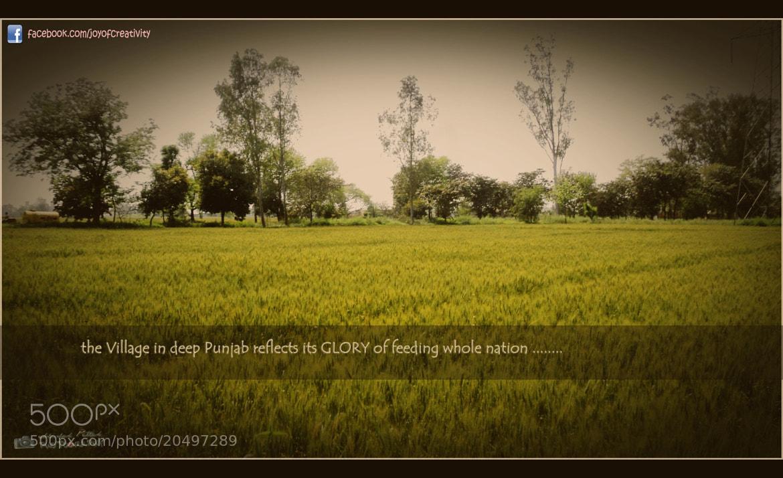 Photograph glory of Punjab,India by Abhishek Pathak on 500px