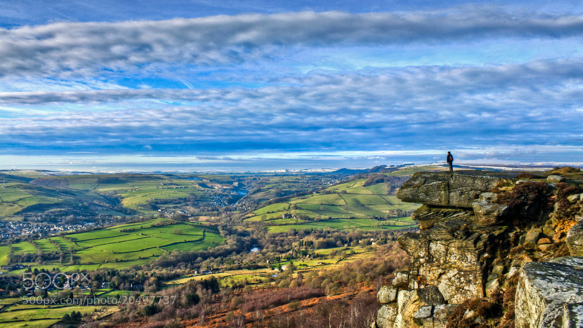 Photograph Curbar Edge by Barry Mangham on 500px