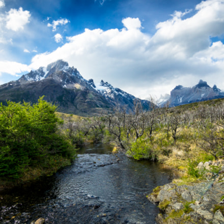 Patagonia Chilena, Sony SLT-A58, Tokina AT-X Pro DX 11-16mm F2.8