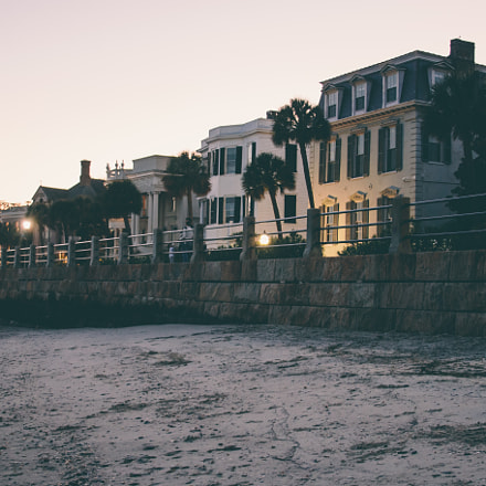 Charleston Battery Sunset, Canon EOS 70D, Canon EF 28-135mm f/3.5-5.6 IS