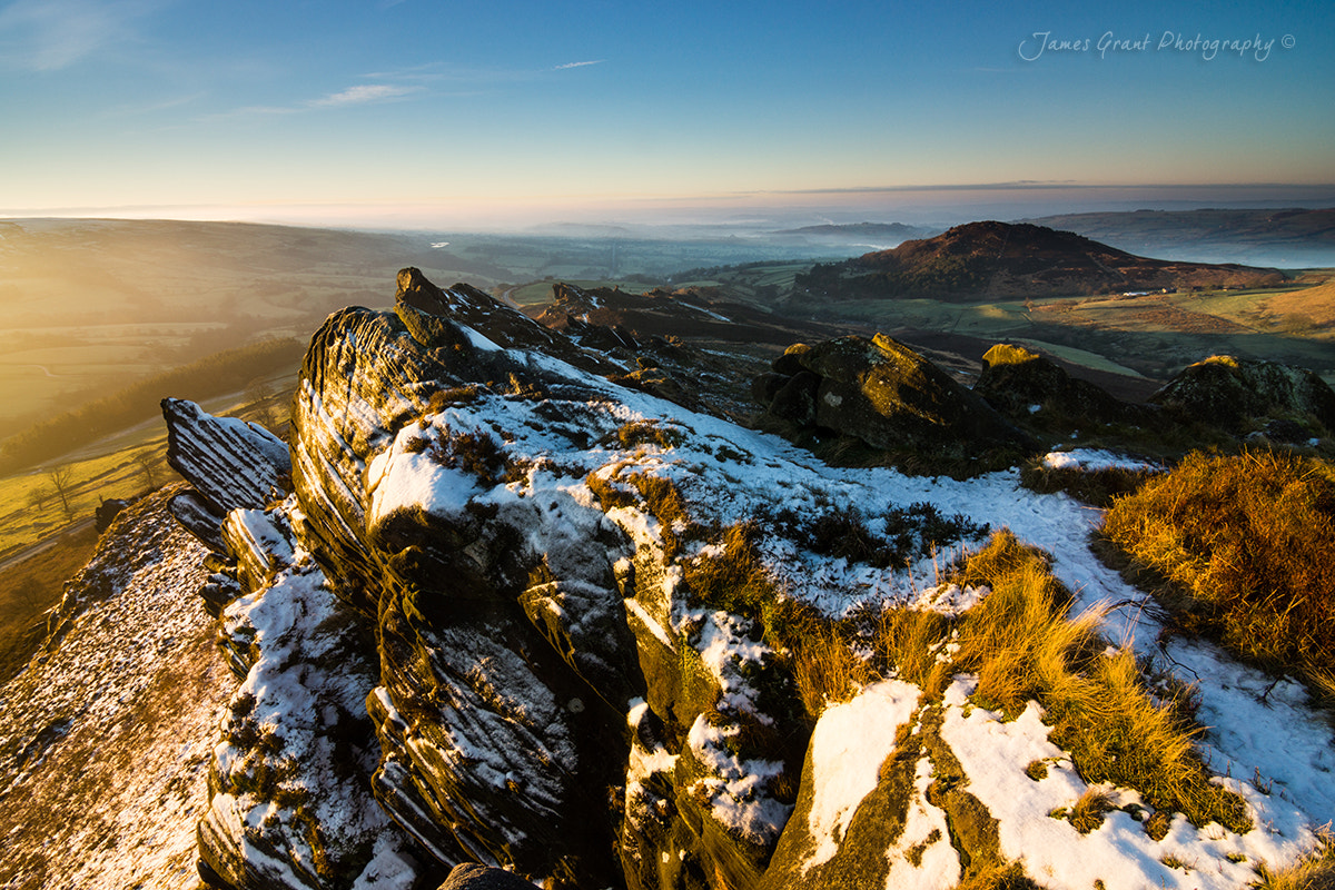 Photograph Ramshaw Rocks by James Grant on 500px