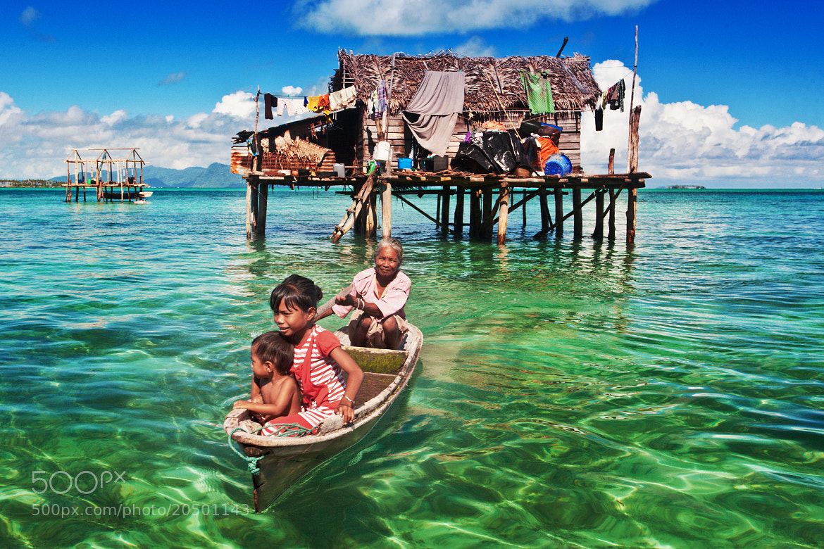 Photograph sibuan island life by Aziz Albumkasih on 500px