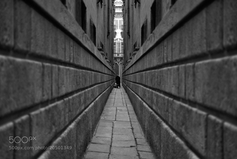 Photograph origin of symmetry by Francesco Iannuzzi on 500px