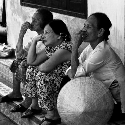 Hoi An People, Canon EOS 50D, Canon EF 24-70mm f/2.8L