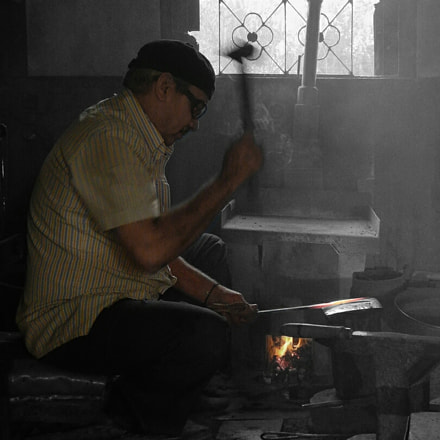 Blacksmith, Nikon COOLPIX AW120