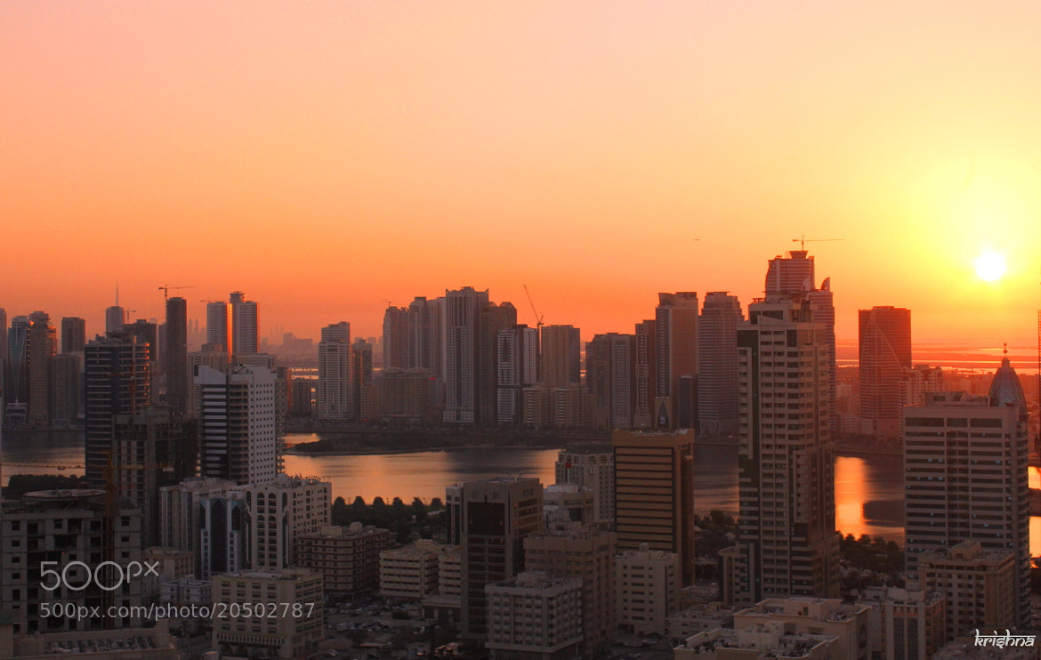 Photograph View of Sharjah by Krishna Mohan on 500px