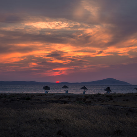 Geyikli Sunset Beach, Canon EOS 6D, Canon EF 24-105mm f/3.5-5.6 IS STM