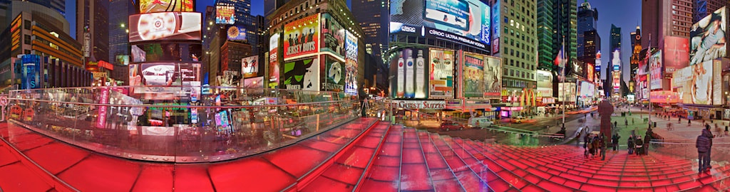 Photograph Times Square by Tony Sweet on 500px