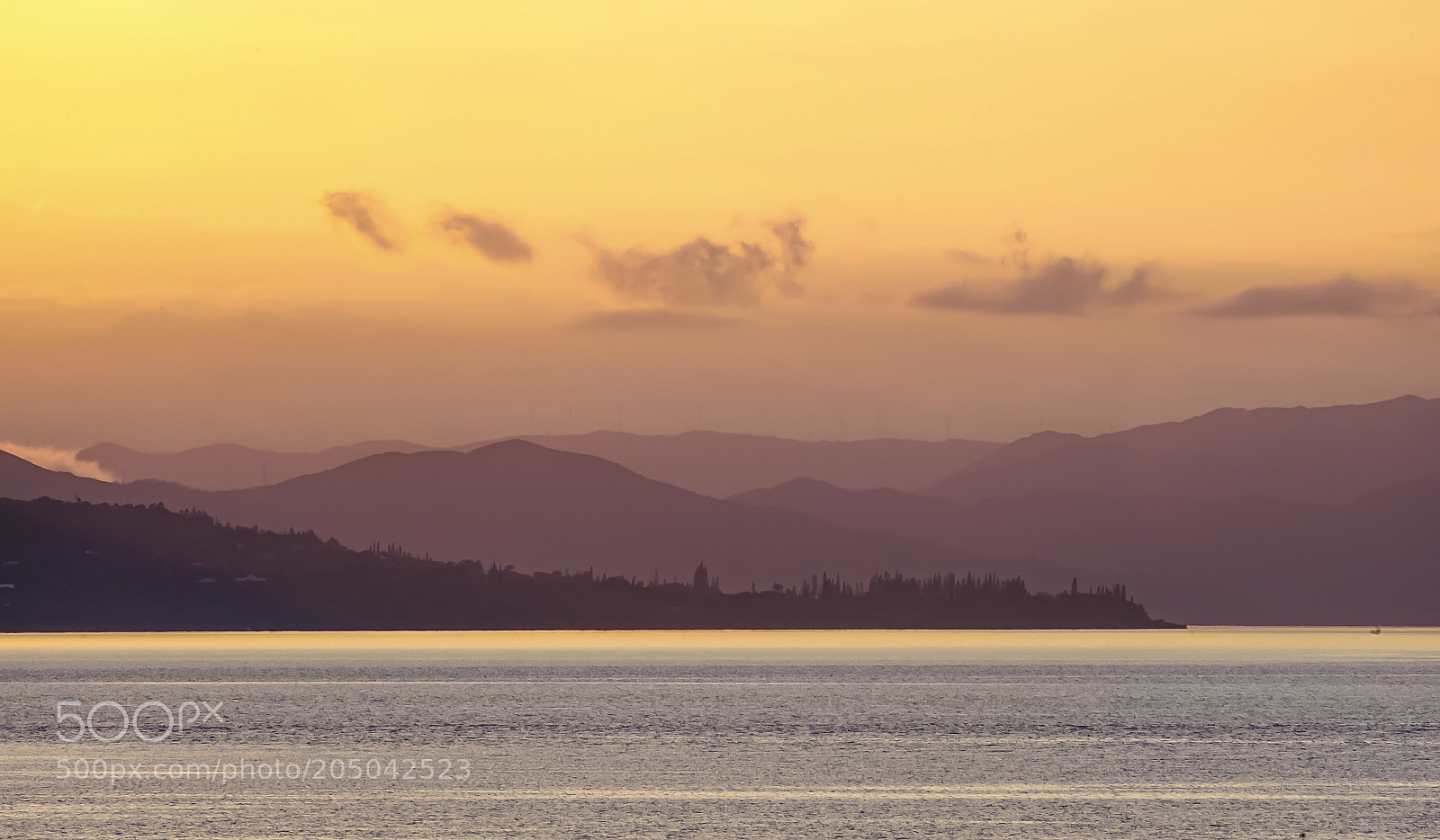 """Sony a7S sample photo. """"Dawn, new caledonia"""" photography"""