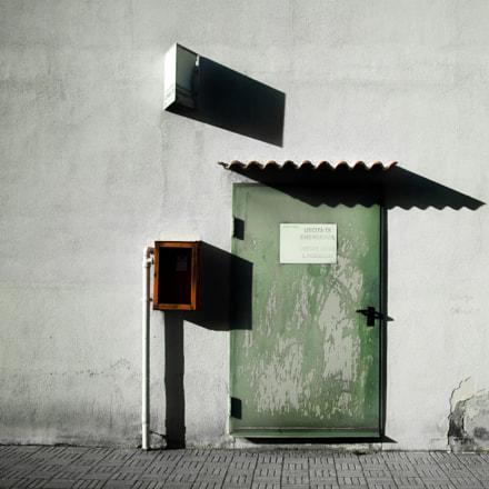 emergency exit, 2017