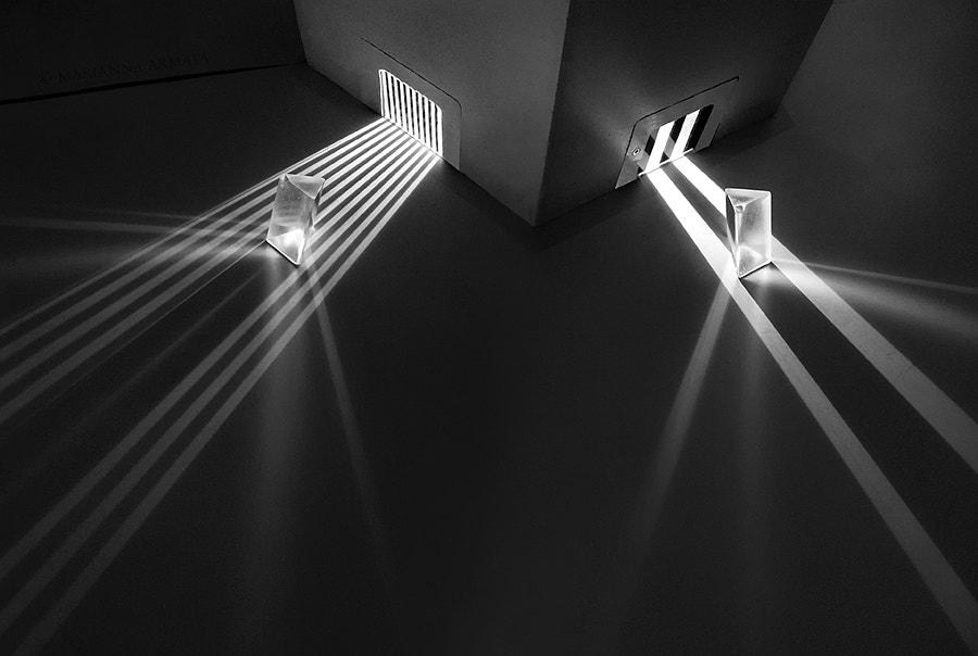 splitting light