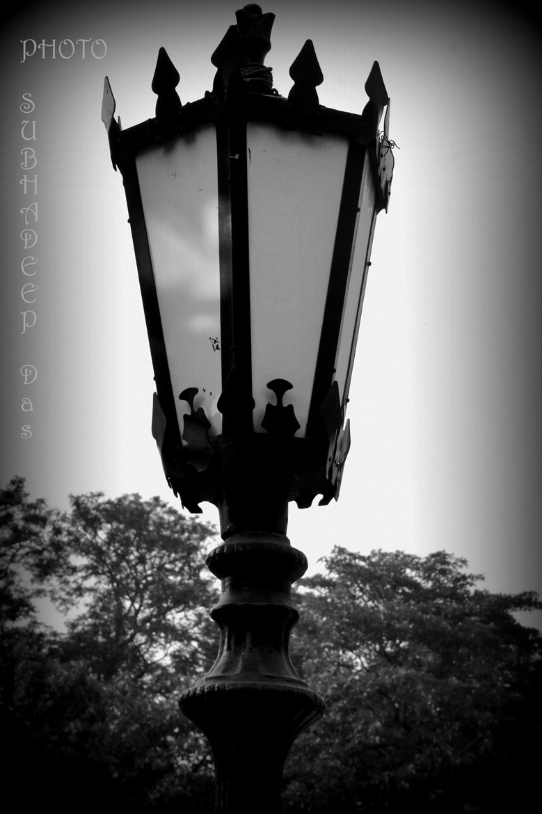 Photograph LIGHT POST B?W  by SUBHA   on 500px