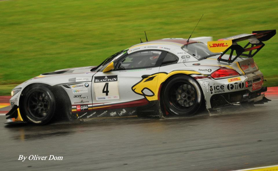 Photograph Total 24Hours of Spa 2012 by Oliver  Dom on 500px