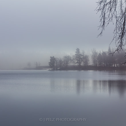 Morning fog., Canon EOS 6D, Canon EF 24-105mm f/3.5-5.6 IS STM