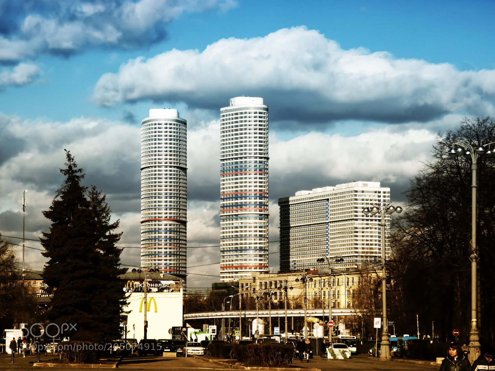 2 Towers, Panasonic DMC-FS62