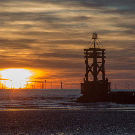 Crosby sunset, Canon EOS-1D X, Canon EF 24-105mm f/4L IS