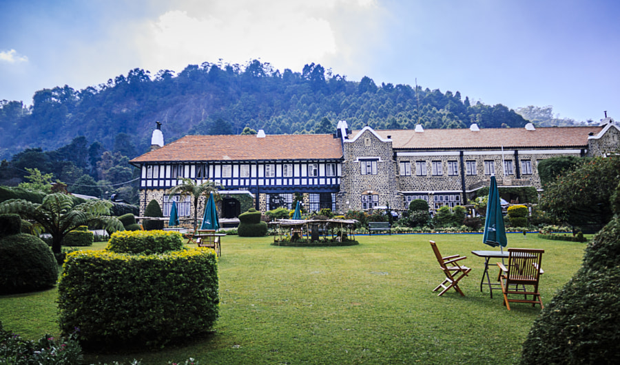 The Hill Club, Nuwara Eliya, Sri Lanka by Son of the Morning Light on 500px.com