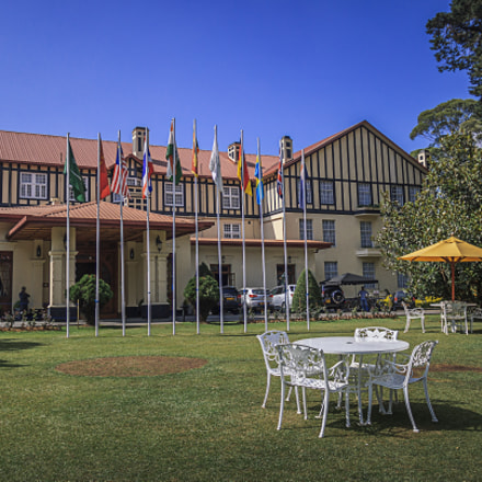 The Grand Hotel, Nuwara, Canon EOS 600D, Canon EF-S 18-200mm f/3.5-5.6 IS