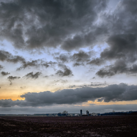 obscured by clouds (sunset), RICOH PENTAX K-1, smc PENTAX-F 35-70mm F3.5-4.5