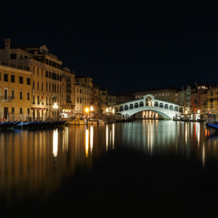 Venedig bei Nacht, Canon EOS 6D, Canon EF 28mm f/2.8 IS USM