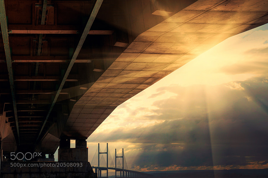 Photograph Under the Bridge by Martin Turner on 500px