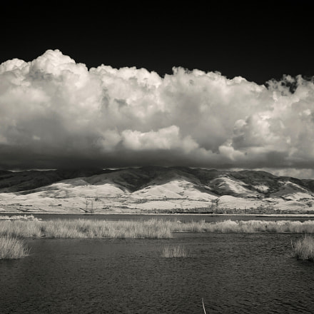 Cloud formations this weekend, Canon EOS D60