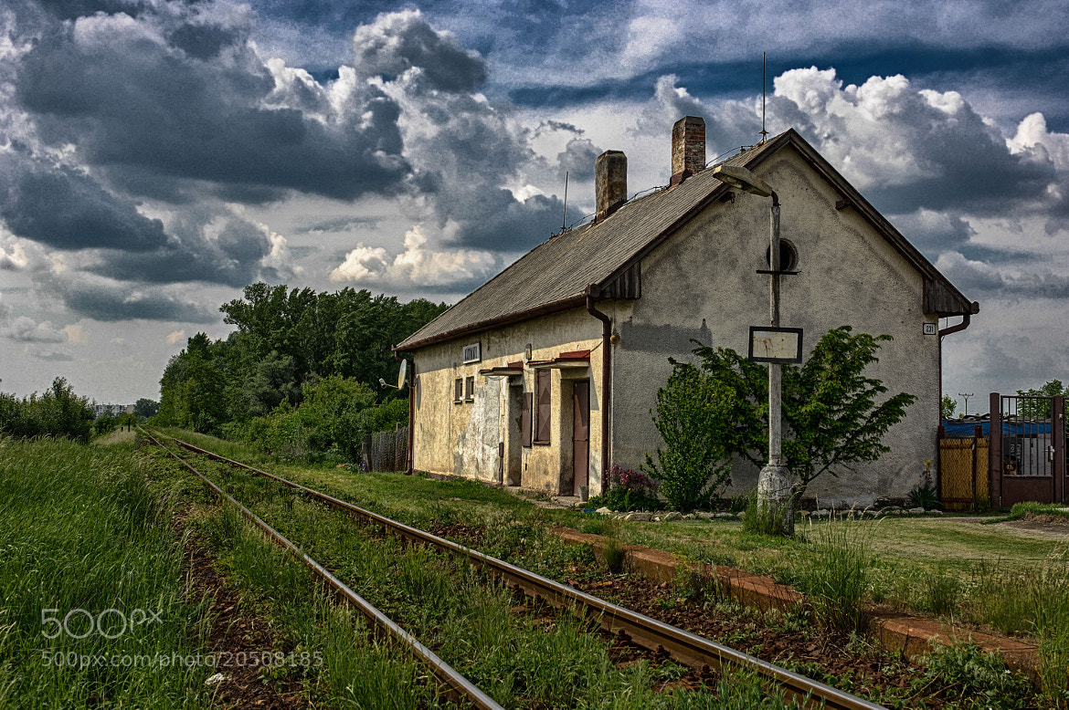Photograph Old Station by Edmund Orzsik on 500px