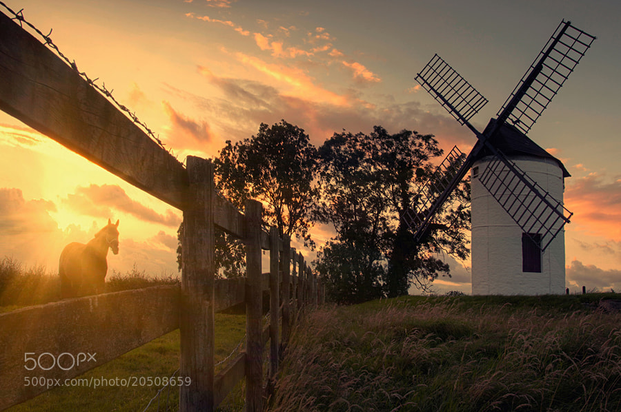 Photograph Ashton Windmill by Martin Turner on 500px