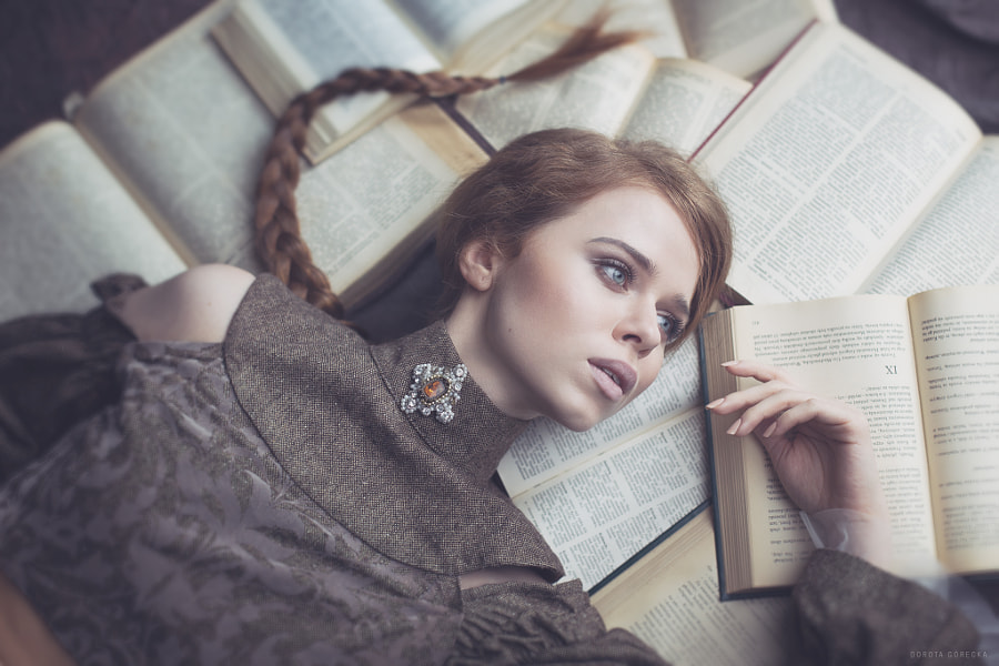 Books by Dorota Górecka on 500px.com