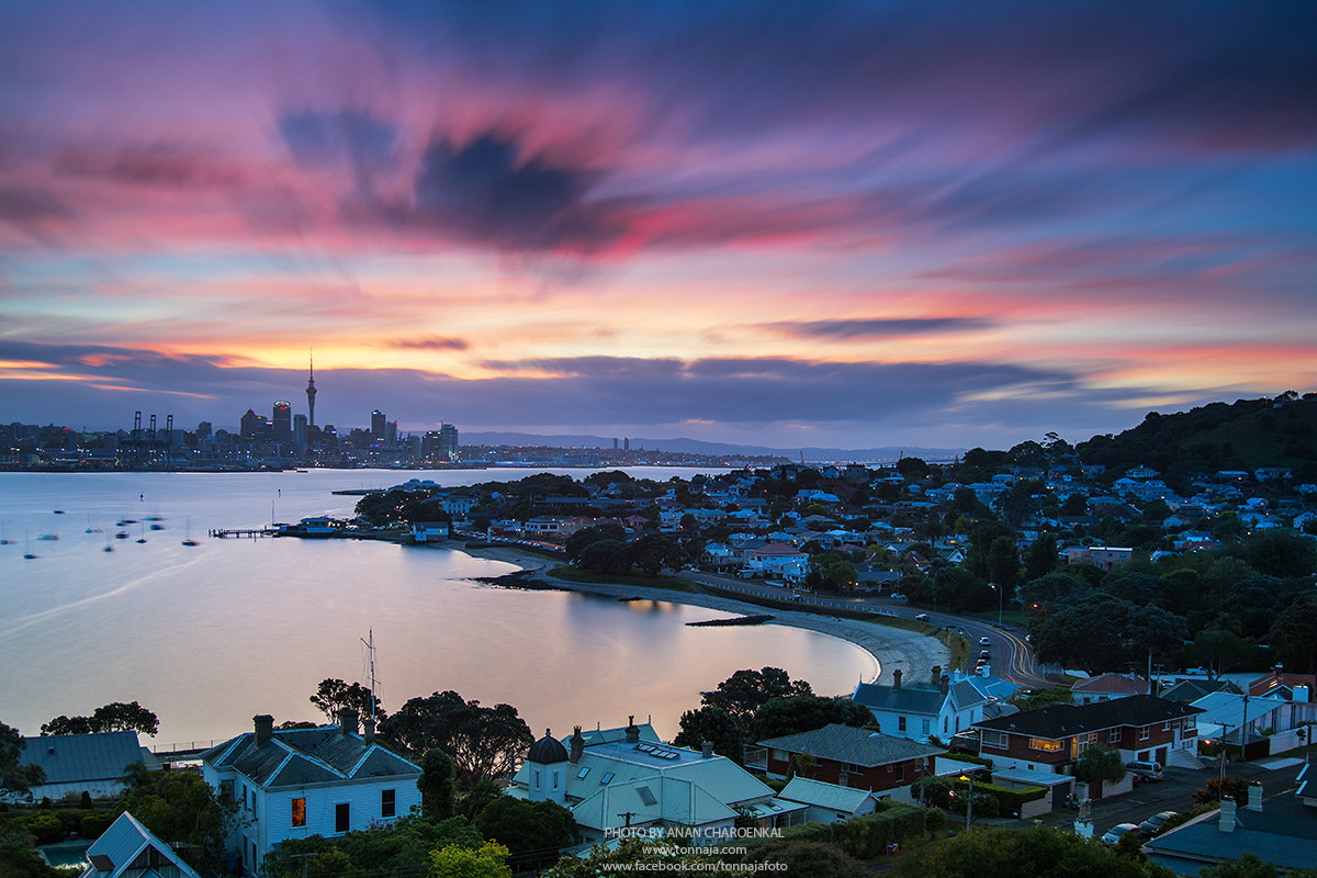 Photograph Colour of Auckland by Tonnaja Anan Charoenkal on 500px