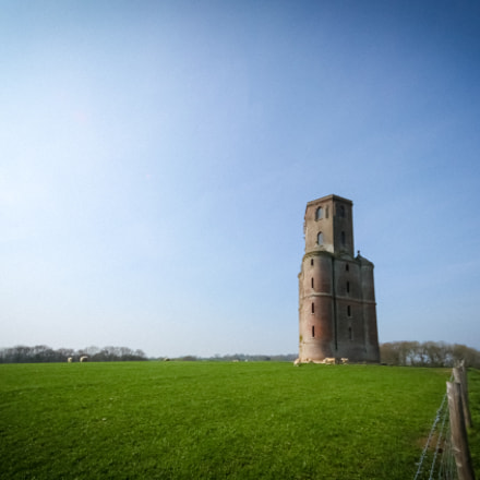 Horton Tower, Canon EOS 5D MARK II, Sigma 12-24mm f/4.5-5.6 EX DG ASPHERICAL HSM