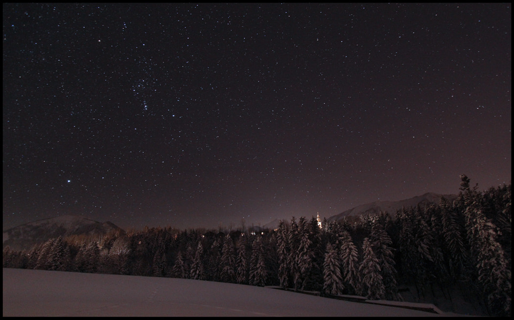 Photograph cold night by Mex Brunner on 500px
