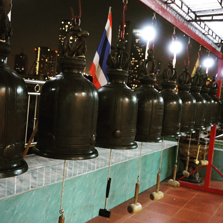 Bells of bangkok, Sony ILCE-6000, Sony E 18-50mm F4-5.6