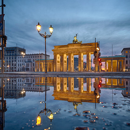 Brandenburg Gate, Canon EOS 5D MARK III, Canon EF 16-35mm f/4L IS USM