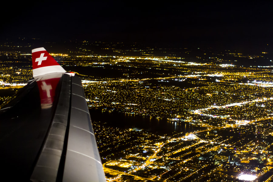 Montreal by Night ..